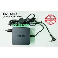 Adaptor Charger Original ASUS ZenBook | 19V 3.42A | 4.0mm X 1.35mm