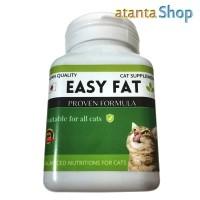 Easy Fat - 50caps Cat Supplement meningkatkan nafsu makan Kucing