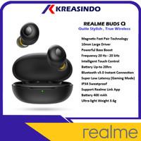 Realme Buds Q True Wireless Bluetooth Earphone Garansi Resmi