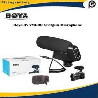 Microphone BOYA BY-VM600 Directional Shotgun Mic for DSLR