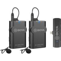 BOYA BY-WM4 PRO-K4 Digital Wireless Omni Lavalier Mic WM4 PRO K4