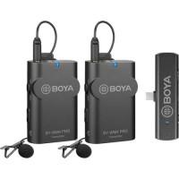 BOYA BY-WM4 PRO-K6 Digital Wireless Omni Lavalier Mic WM4 PRO K6
