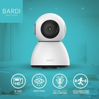BARDI Smart Indoor PTZ IP Camera CCTV Wifi IoT Home Automation