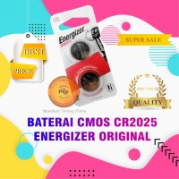 Baterai / Battery Lithium ECR 2025 ECR2025 CR2025 ENERGIZER Original