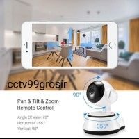 V380 Ip Camera Wireless 2Mp Full HD 1080p Cctv Mini