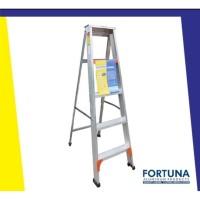 Tangga Alumunium Fortuna TA-005 TA 150 Arena 150 (141,5cm)