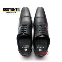 Sepatu Pantofel Pria Kulit Asli 7931