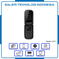 Strawberry S1272   Handphone Flip HP Murah Kamera Bluetooth