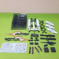 MG Unicorn Ver.Ka Full Armor Booster and Weapon Set Only by Bandai