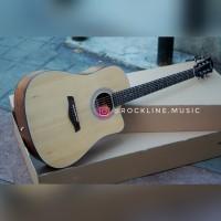 Gratis Sofcase Gitar Akustik Cowboy GWC 240 NA