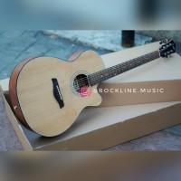 Gratis Sofcase Gitar Akustik Cowboy GWC 235 NA