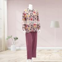 Lunaci Pink Cactus Gya Pyjamas