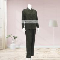 Lunaci Emerald Leopard Gya Pyjamas