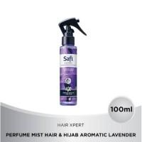 Safi Hair Xpert - Hijab & Hair Perfume Mist Aromatic Lavender Lembab