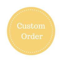 Custom Order / Pesanan Khusus