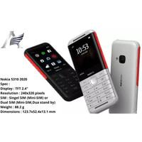 Nokia 5310 2020 GARANSI RESMI TAM
