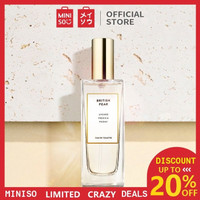 Miniso Official Parfum wanita Isi 30ml - British Pear