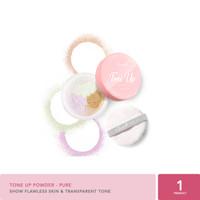 Jacquelle Tone Up Powder - Pure