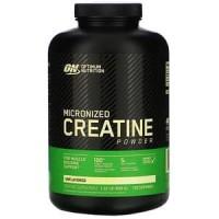 OPTIMUM NUTRITION MICRONIZED CREATINE POWDER UNFLAVORED 600 gr