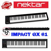 nektar impact gx61 gx-61 gx 61 keyboard midi controller