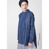 Serra Shirt Denim Blue