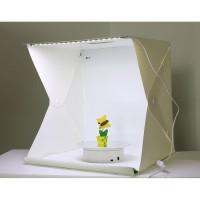 Studio Mini Photo Portable Magnetic LED Lamp Size Large Big 40 cm