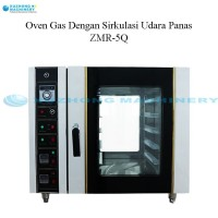 Convection Oven Gas 5 Tingkat ZMR-5Q Tungku