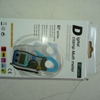 tang amper DIGITAL CLAMP MULTI TESTER