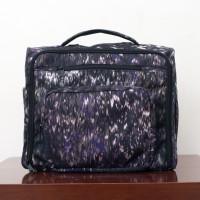 Z8A - New Zhafira Diaper Bag - Hitam