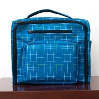 Z10A - New Fira Diaper Bag - Biru