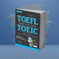BUKU TES TOEFL TOEIC : TOEFL PRACTICE TEST TOEIC