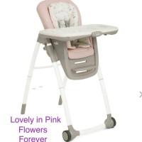 joie multiply 6in1 high chair kursi makan bayi