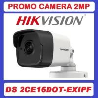PROMO Kamera CCTV Hikvision DS-2CE16DOT-EXIPF CCTV Outdoor 2MP Murah
