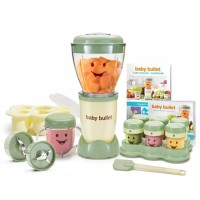 Promo - Baby Bullet - Baby Food Extractor - NutriBullet