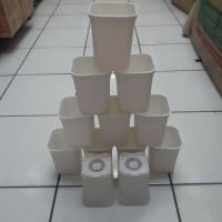 pot bunga nkt, pot kotak uk 8 cm pot tanaman kaktus