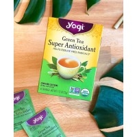 Yogi Tea, Green Tea Super Antioxidant, 16 Tea Bags, 32 g