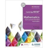 Buku Cambridge IGCSE Core Mathematics 4th edition