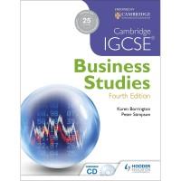 Buku Cambridge IGCSE Business Studies