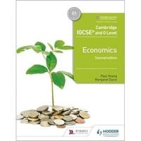 Buku Cambridge IGCSE and O Level: Economics