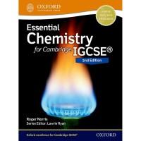 Buku Essential Chemistry for Cambridge IGCSE