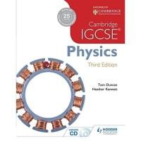 Buku Cambridge IGCSE Physics, 3rd edition