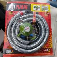Selang Regulator NIS AB | Selang Gas NIS AB | Selang Kompor Gas