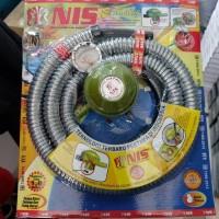 Selang Regulator NIS Exlusive | Selang Gas NIS EX | Selang Kompor Gas