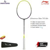 New Raket Badminton Lining Windstorm Nano 760 Lite Yellow / Purple