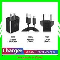 Charger HP Original XIAOMI USB Charger 5V 2A + Micro USB