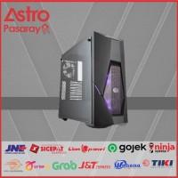 Casing PC Coolermaster K500 - Casing Gaming Coolermaster K500