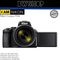 Nikon Coolpix P950 - Nikon P950