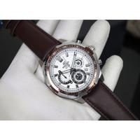 jam tangan pria original CASIO EDIFICE EFR-553 -556 Jam cowok kulit
