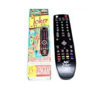 REMOT/REMOTE TV LCD/LED /TV TABUNG MULTI/UNIVERSAL JOKER