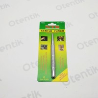 "PENANDA TITIK BOR 1/8""X4"" - PENITIK BOR - CENTER PUNCH"